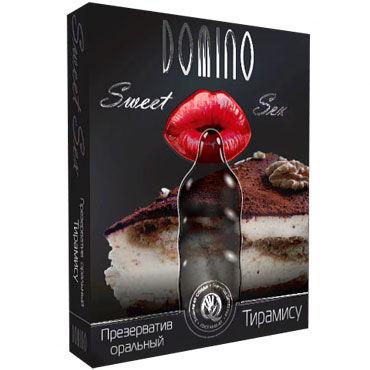 Domino Тирамису Презервативы со вкусом тирамису