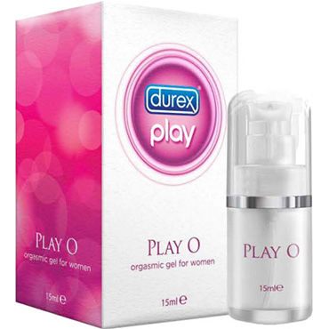Durex Play O, 15 мл Лубрикант, усиливающий ощущения
