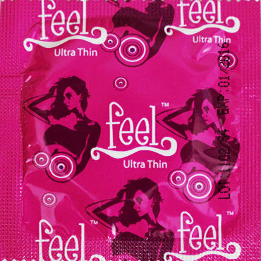 Feel Ultra Thin Презервативы ультратонкие