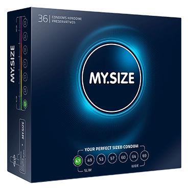 My.Size 47*160 Презервативы уменьшенного размера