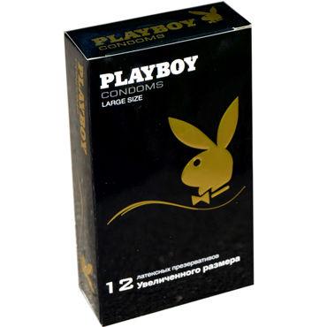 Playboy Large Size Презервативы увеличенного размера
