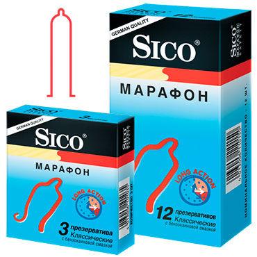 Sico Марафон Презервативы продлевающие