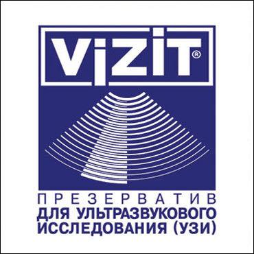 Vizit для УЗИ, Презервативы для узи - Упаковка по 24 шт.
