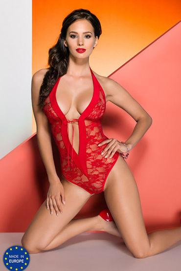Avanua Rayen Body Red С глубоким декольте