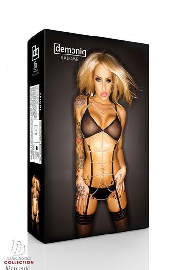 Demoniq Salome Комплект с корсажем, бюстгалтером и трусиками