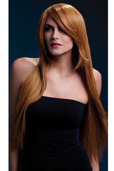 Fever Amber Wig Auburn Парик, с длинными волосами
