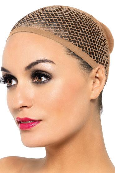 Fever сетка под парик, телесная Для фиксации волос