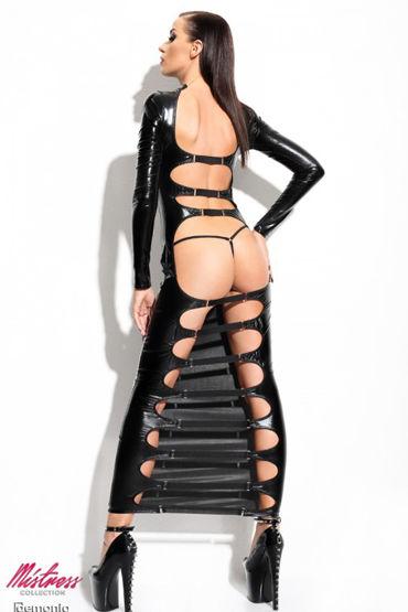 Demoniq Dorothea, черное Платье и трусики