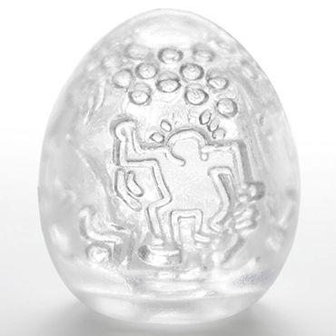Tenga Egg Dance, Keith Haring Edition Мастурбатор в виде яйца, лимитированный выпуск