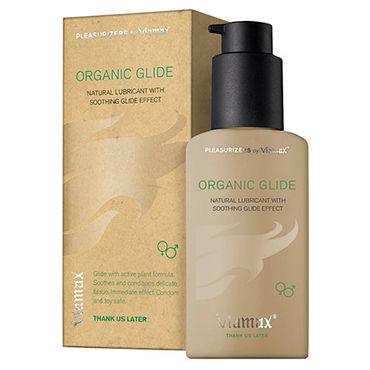 Viamax Organic Glide, 70 мл 100% натуральный увлажняющий лубрикант