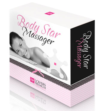 LoversPremium Body Star Massager Массажер для тела