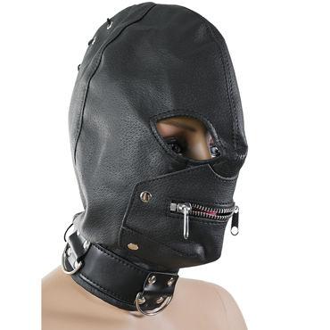 Пикантные штучки БДСМ-маска С молнией