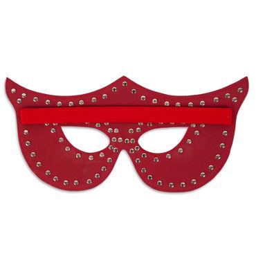 Пикантные штучки Таинственная маска С заклепками
