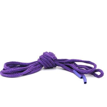 Topco Japanese Rope Bondage, фиолетовая Верёвка из японского шелка