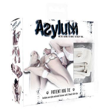 Topco Asylum Patient Hog Tie Крепление для наручников