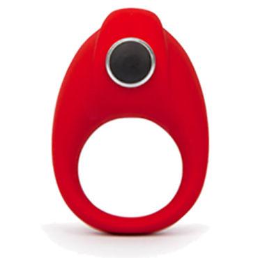 Topco TLC Buldge Vibrating Silicone Cock Ring Эрекционное кольцо с вибрацией