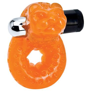 Topco Sex Please! Morozko Vibrating Cock Ring Эрекционное кольцо с вибрацией