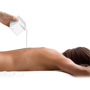JimmyJane Afterglow Massage Candle Dark Vanilla, 125г Свеча для массажа с ароматом темной ванили