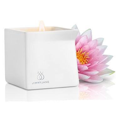 JimmyJane Afterglow Massage Candle Pink Lotus, 125г Свеча для массажа с ароматом розового лотоса