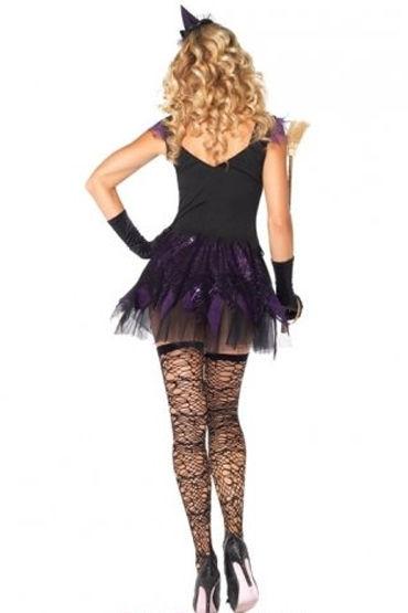 Leg Avenue Волшебница Милое платье и колпак