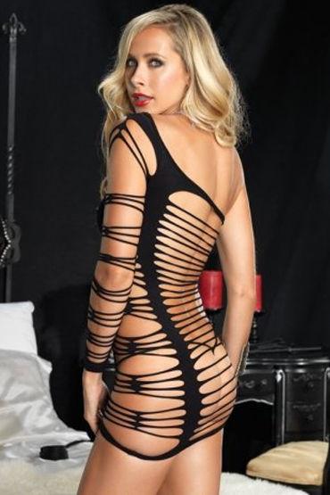 Leg Avenue мини-платье С открытым плечом