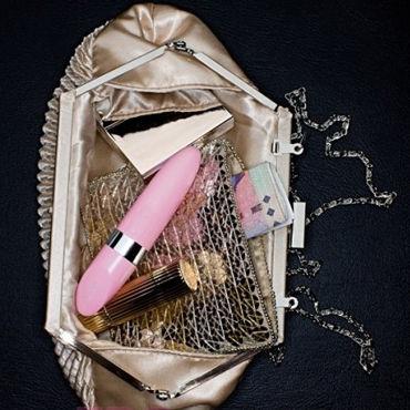 Lelo Mia 2, розовый Компактный перезаряжаемый вибромассажер