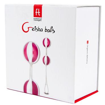 Fun Toys Geisha Balls Вагинальные шарики разного веса