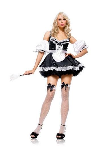 Leg Avenue горничная Эротический костюм