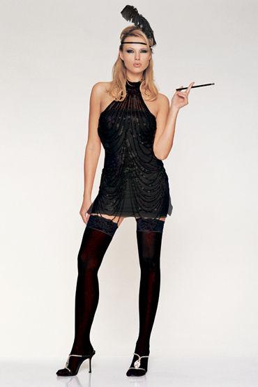 Leg Avenue Beaded Flapper Эротический костюм