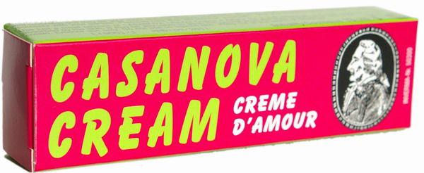 Inverma Casanova Cream, 13 мл Возбуждающий крем для мужчин