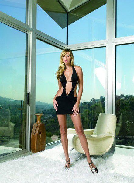 Leg Avenue платье С откровенным вырезом