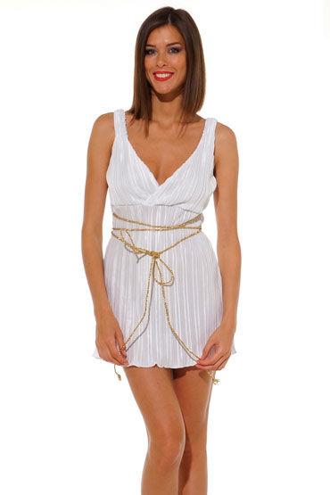 Leg Avenue Греческая богиня С золотым шнурочком
