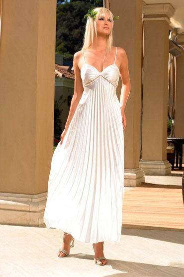 Leg Avenue платье Длинное, на бретельках