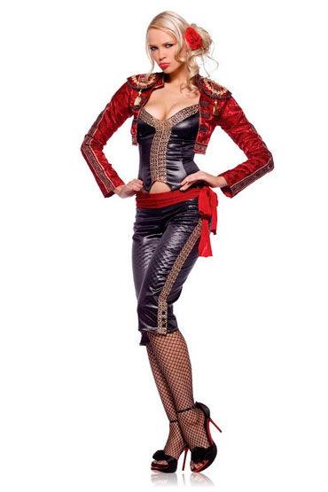Leg Avenue Miss Matador Соблазнительный костюм матадора