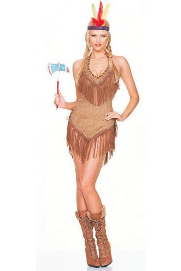 Leg Avenue Индейская девушка С повязкой на голову и томагавком
