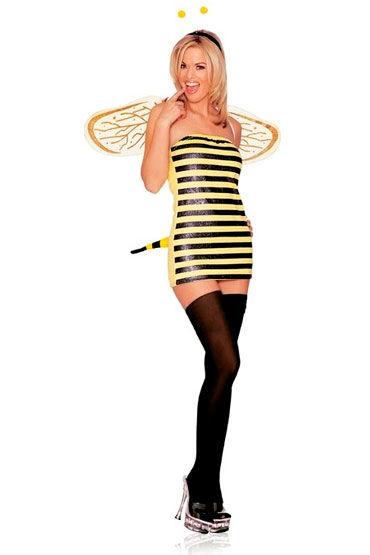 Leg Avenue Пчелка С крыльями, хвостиком и усиками на голову