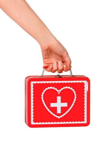 Leg Avenue чемоданчик Для костюма медсестры