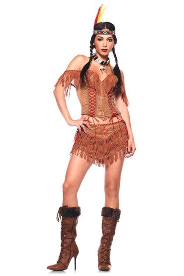 Leg Avenue Индейская принцесса С пером на голову