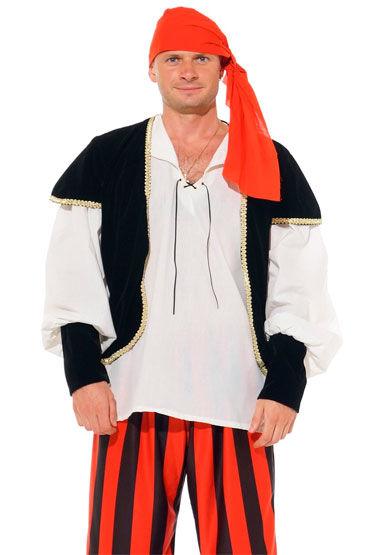 Leg Avenue Пират С жакетом и повязкой на голову