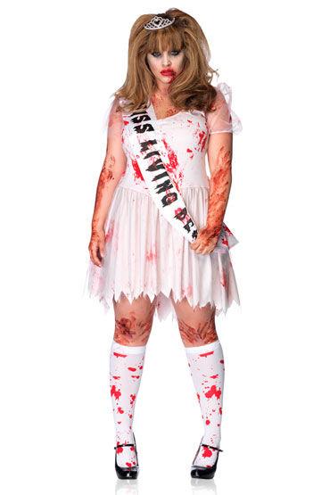 Leg Avenue Королева зомби С диадемой и лентой
