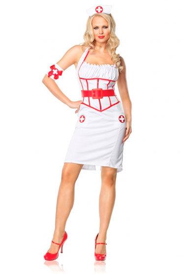 Leg Avenue Медсестра С обручем и повязкой на руку
