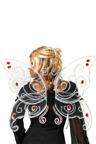 Leg Avenue крылья бабочки Роскошный аксессуар