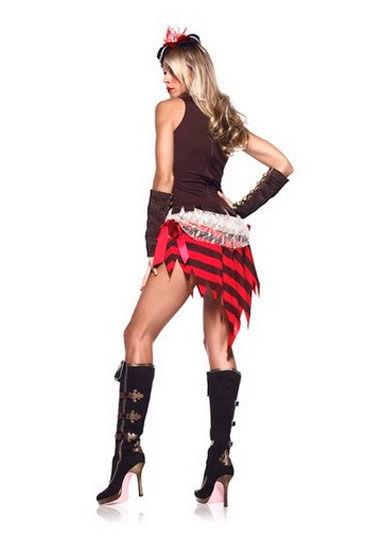 Leg Avenue Пират Соблазнительное мини-платье