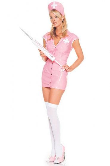 Leg Avenue Медсестра Очаровательный секси костюм