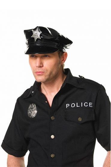 Leg Avenue кепка полицейского С кокардой