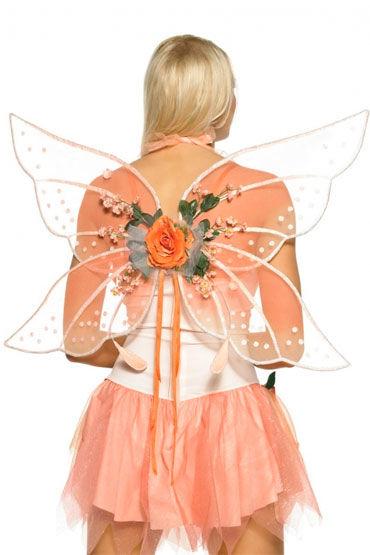 Leg Avenue крылья феи Прозрачные, с цветами