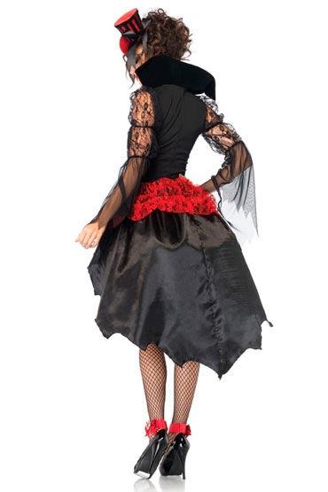 Leg Avenue Госпожа Вампир Невероятно красивое вампирское платье