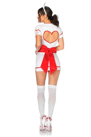 Leg Avenue Медсестра С игривым вырезом на спине