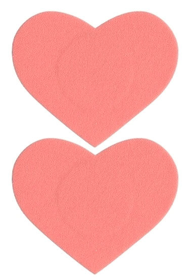Leg Avenue пэстисы, розовые В форме сердечек
