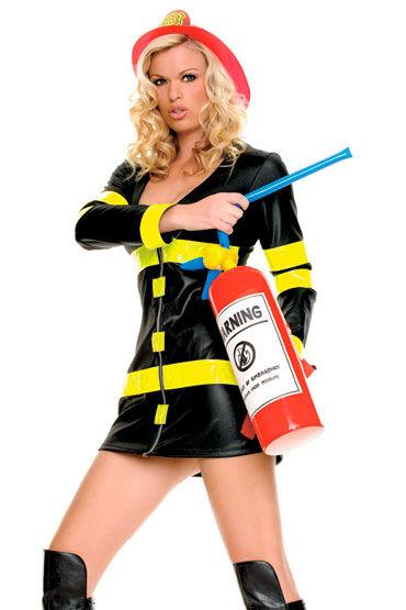 Leg Avenue огнетушитель, Надувной